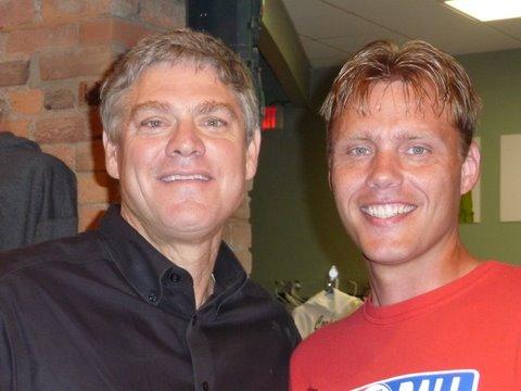 Dale Murphy & Bob Kaupang