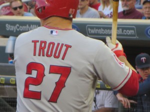 Mike Trout Gives Today's Players a Good Name
