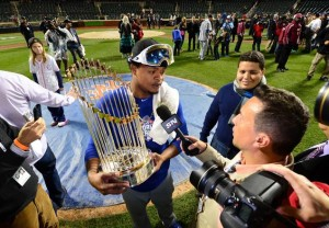 Volquez Predicts Royal Repeat in 2016