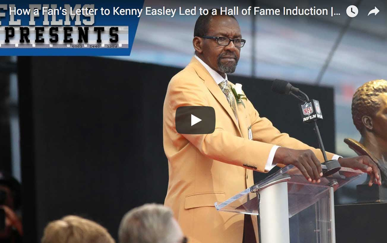 Kenny Easley Video